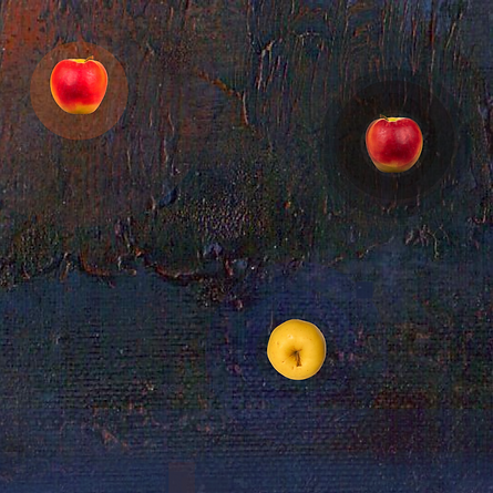 Jackie Flanagan Lake Goddess with Apples