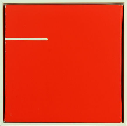 Jackie Flanagan Animated Line in Red I
