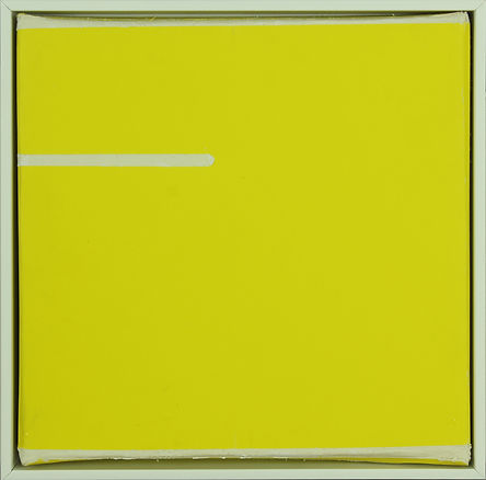 Jackie Flanagan Animated Line in Yellow
