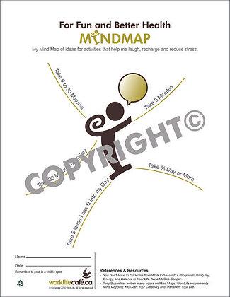 Mind Map Fun & Health