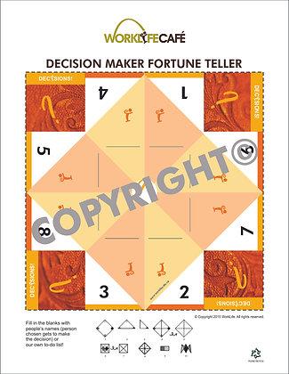 Fortune Teller: Decision Maker