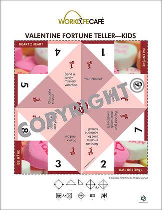 Fortune Teller: Valentine's Day