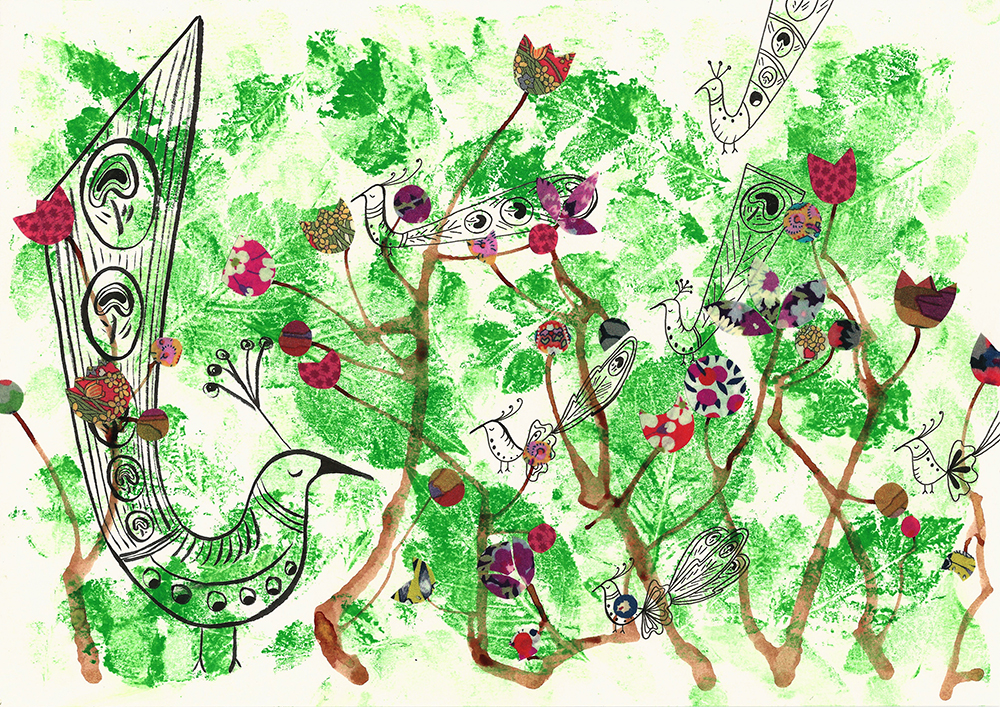 In the Garden thumbnail