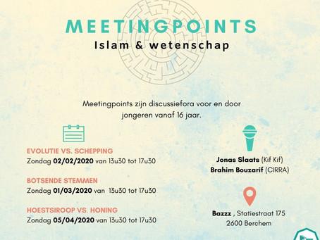 Nieuwe meetingpoints: islam & wetenschap