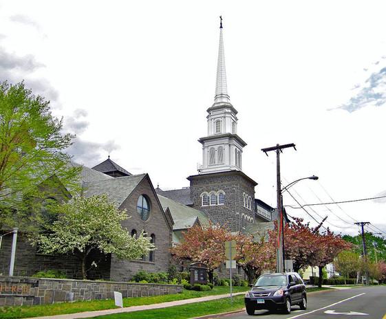First Presibiterian Church