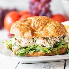 Jerk Chicken Salad Sandwich