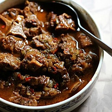 Mummy's Oxtails
