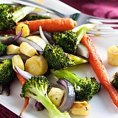 Seasonal Mixed Vegetables