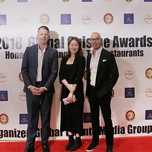2018 Global Cuisine Awards