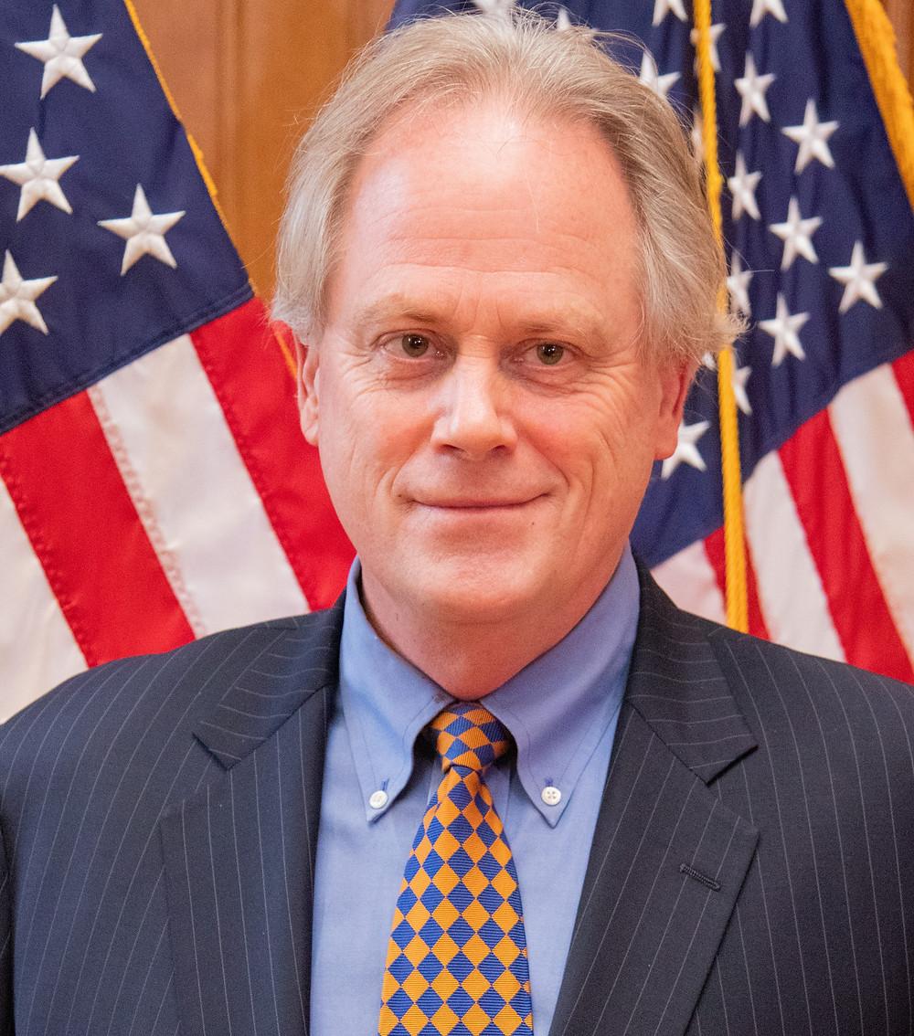 Commissioner Matthew Holt