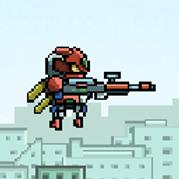 Robot Shooting Game