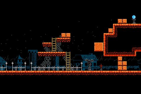NES Scene 2 Tile