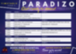 Copy of Purple Casino Night Invitation D