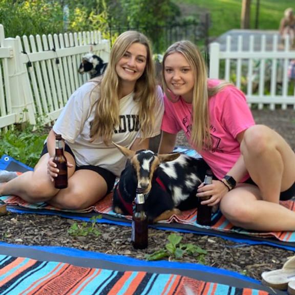 BYOB Goat Yoga  & Goat Fun!