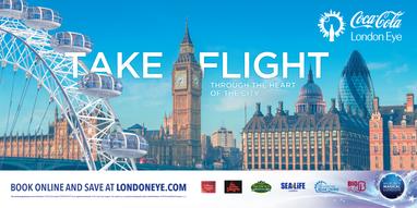 London Eye 12 sheet