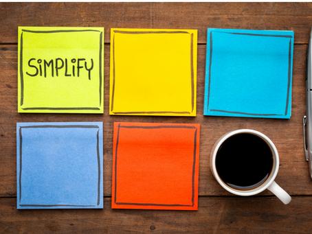 7 Ways I Simplified My Life