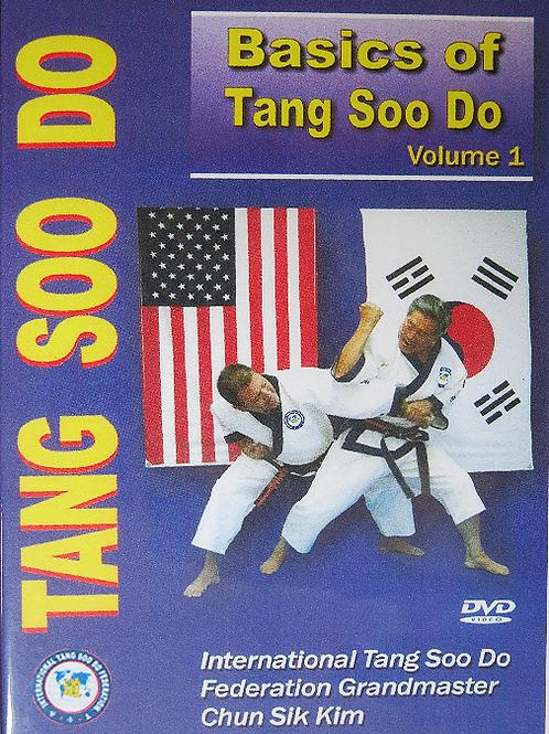 Basics of Tang Soo Do - Volume 1