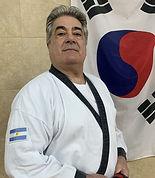 Chief Instructor & Presidente - Master