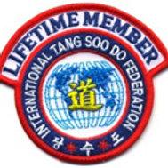 International Tang Soo Do Federation Member Patch