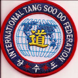 International Tang Soo Do Federation Member Patch