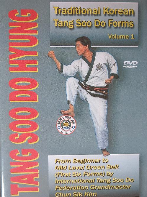 Tang Soo Do Hyung - Volume 1
