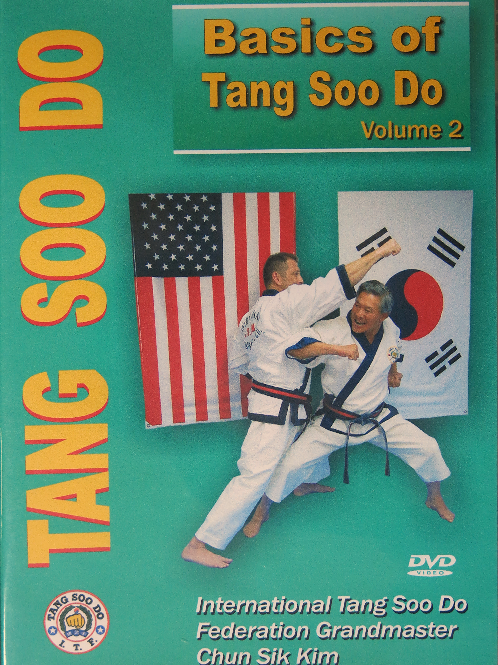 Basics of Tang Soo Do - Volume 2