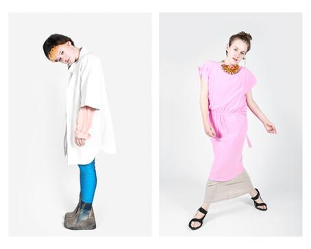 MONIQUE VAN HEIST hello fashion