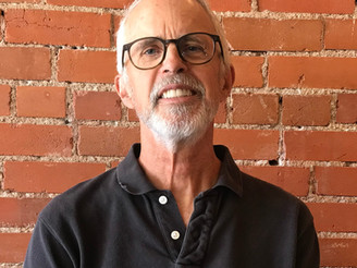 October Volunteer Spotlight Features  John Hankins
