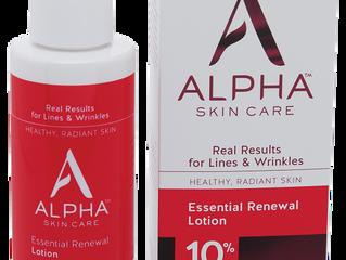 Alpha SkinCare Essential Renewal Lotion 10% Glycolic AHA