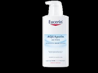 Eucerin AQUAporin ACTIVE Refreshing Balm-Lotion Rich