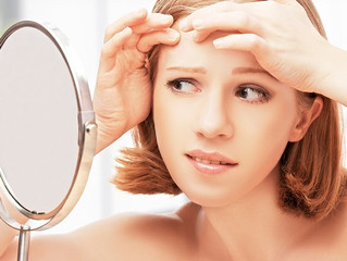 Did you ever think acne can have any positive impact on your skin!