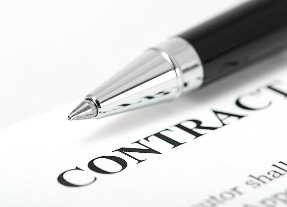 Contracts Prepared