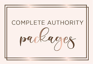 DOT Number, MC Authority, Complete Authority Package, Numero DOT y MC Authridad