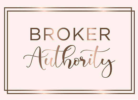 Broker Authority-Complete Authority Package