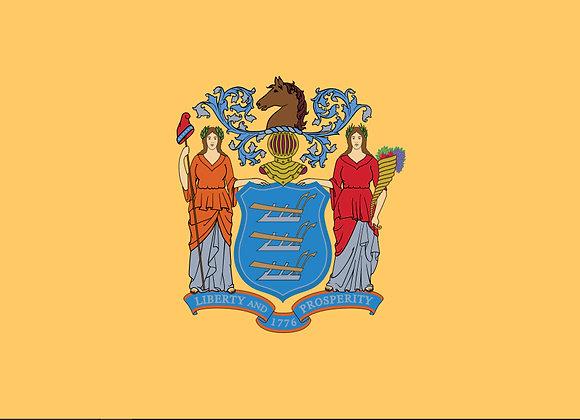 New Jersey-LLC Registration