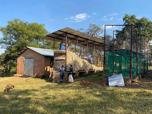 Mujila Falls Ag Center-Change for the Be