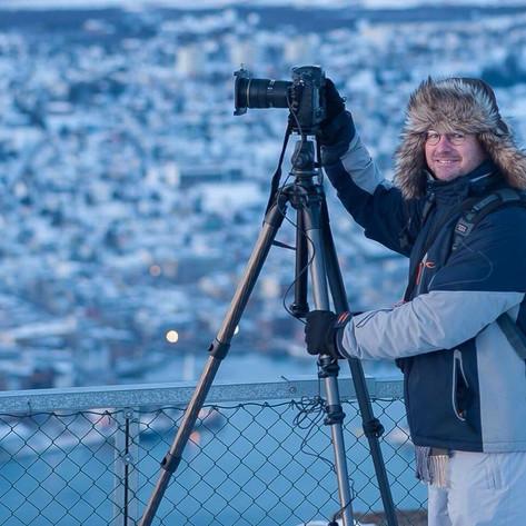 In der Kälte Norwegens