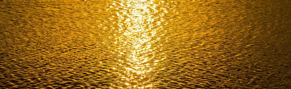 Sunset Lake, Krüger NP, Südafrika