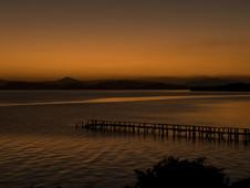 La Ensenada sunset