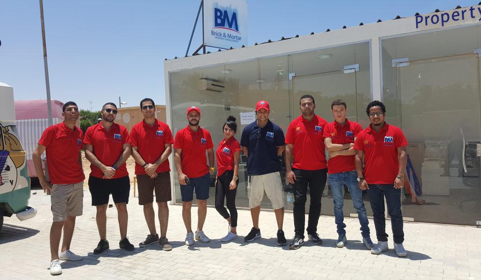 The Marassi Property Management Team