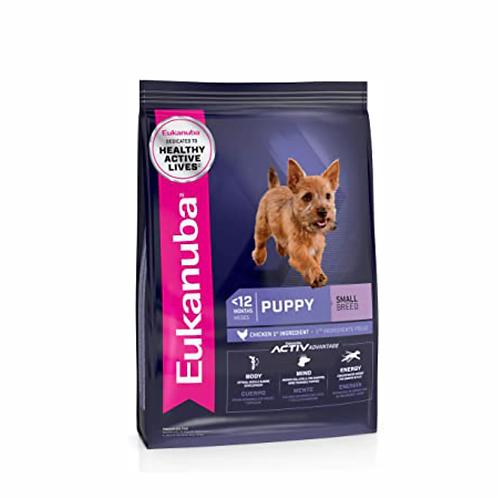 Eukanuba cachorro raza pequeña 6.8 Kg