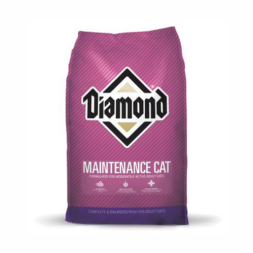 Diamond Maintenance Cat (9.07 ó 18.14kgs)