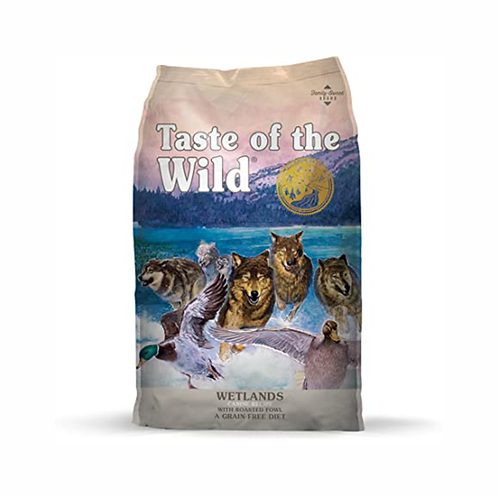 Wetlands Canine 6.3 kg ó 12.7 kg (Pato asado)