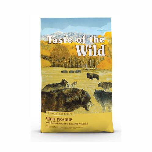 High Prairie Canine 6.3 kg ó 12.7 kg (Bisonte y Venado asado)