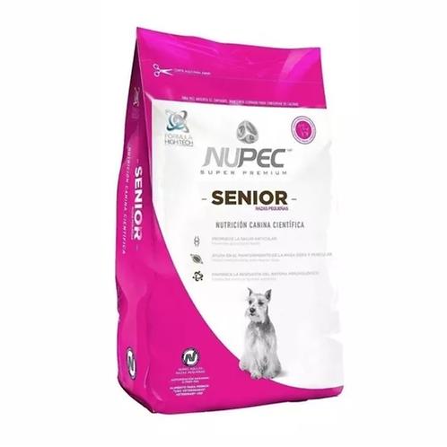 Nupec Senior Razas Pequeñas 8 Kg
