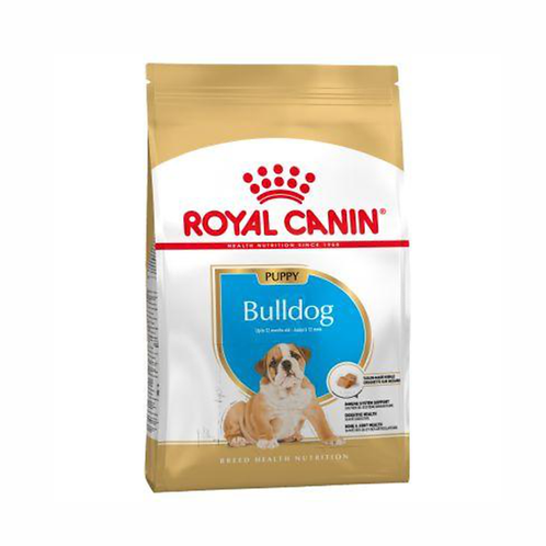 Royal Canin Bulldog Puppy 13.6 Kg