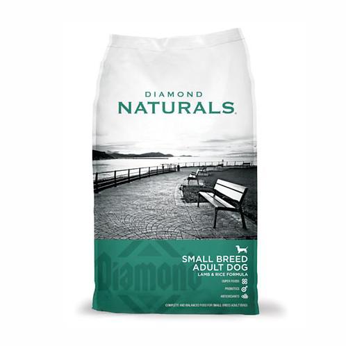 Diamond Naturals Small Breed Lamb and Rice Adult 8.16 kg