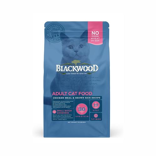 Blackwood gato adulto pollo y arroz