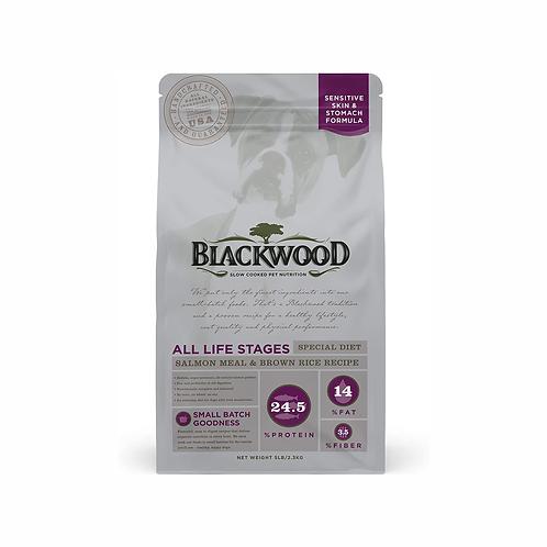 Blackwood sensitive skin salmón