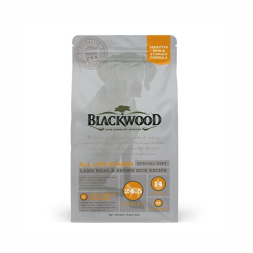 Blackwood sensitive skin cordero